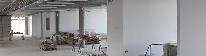 Malerarbejde hos DSV Hovedkvarter