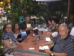 ESCRITORES PARANAENSES lançam livro durante a FLIPO 2017 - Festa Literária Internacional de Ipojuca