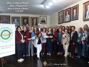 Realizada com grande sucesso a 1ª Oficina do Curso de Criação Literária do CLP