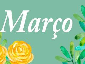 PROGRAMA DE MARÇO DE 2018