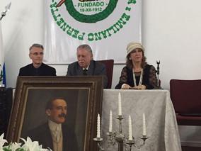 """A Alma Imortal de Emiliano Perneta"""