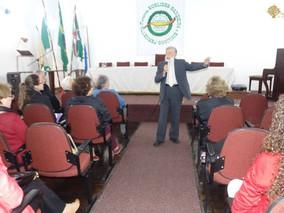 Celebrada a primeira aula do Curso de Criação Literária do CLP