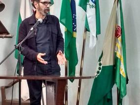 "Palestra ""Curitiba em Crônica"", com José Carlos Fernandes"