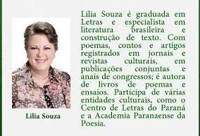 LILIA SOUZA proferirá palestra em Mossoró/RN