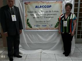 ENCONTRO DAS ACADEMIAS DE LETRAS, ARTES E CIÊNCIAS