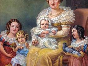 """PALESTRA: """"Mulheres Imperiais Brasileiras"""""""
