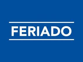 FERIADO E RECESSO