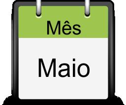 PROGRAMA de MAIO de 2018