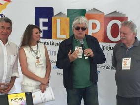 Festa Literária em Porto de Galinhas/PE