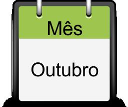 """PROGRAMA de outubro de 2018 """"Centro de Letras do Paraná"""""""