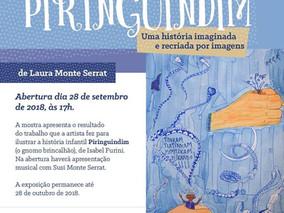 EXPOSIÇÃO DE ARTE de Laura Monte Serrat