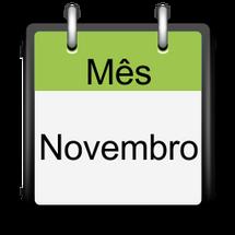 PROGRAMA de NOVEMBRO 2018