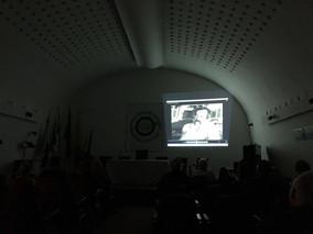 Cine Centro e Tarde Literária