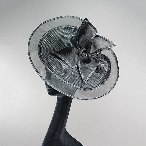 Kentucky Derby Hat Black
