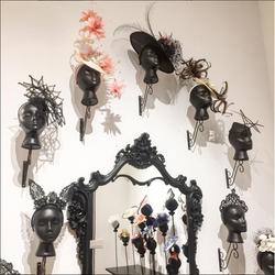 Marie Galvin studio