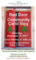 Red Door Carol Sing 2017 at St. Mary's in the Mountains