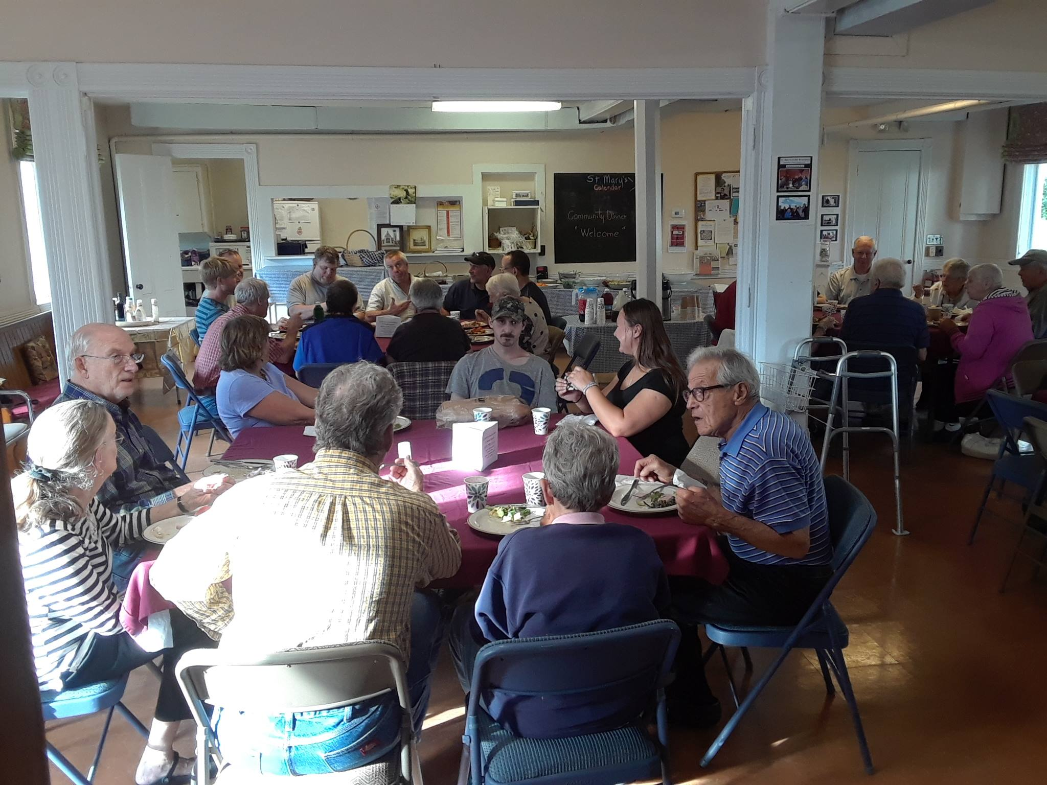 June 2018 Community Supper 3