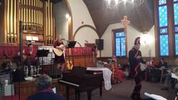 Red Door Community Carol Sing 2017