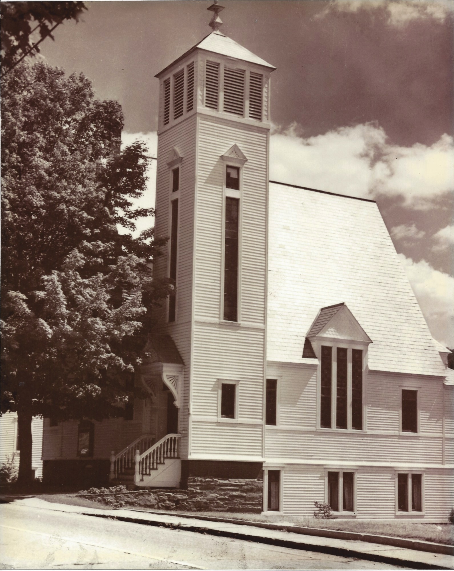 St Marys Historical Photo