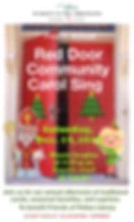 Red Door Carol Sing 2019 Poster.jpg