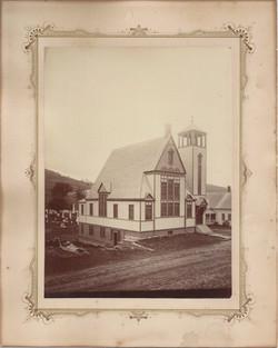 Saint Mary's Old
