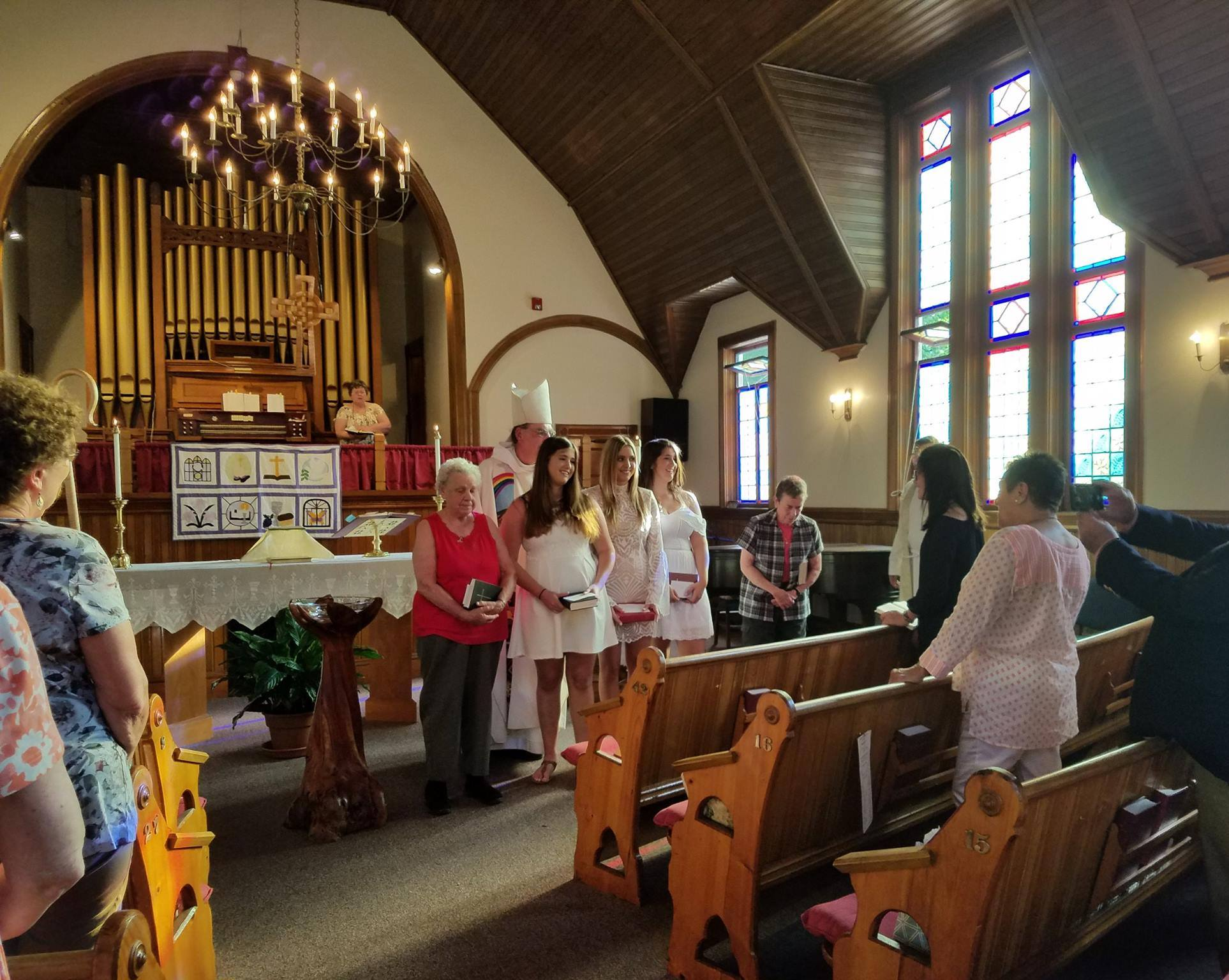 Bishop Visit 2017