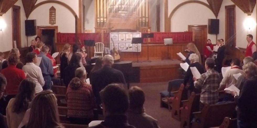 Second Annual Red Door Community Carol Sing