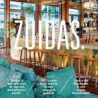Audrey Mezas Owner of Expat in Amsterdam® ZUIDAS magazine October 2017