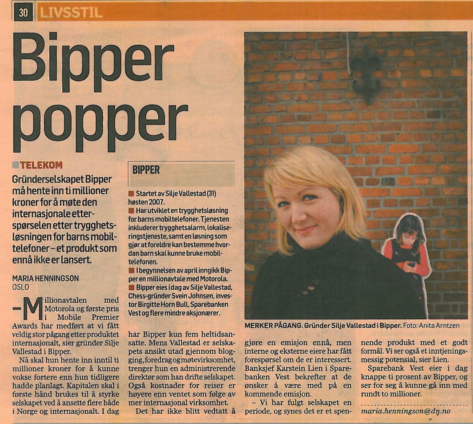 2010.04, DN - Bipper popper