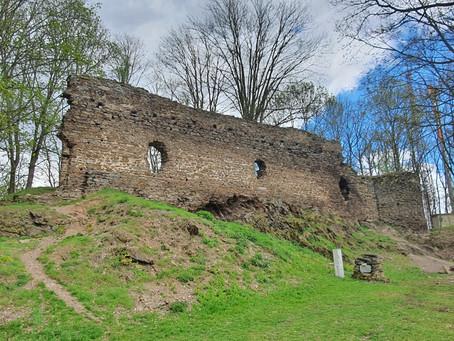 Záchrana zříceniny hradu Cimburk vyjde na desítky milionů