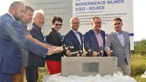 Stavba obchvatu Kojic za 280 milionů korun začíná