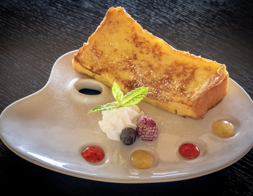 佐布里っこたまごのフレンチトースト