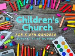 Children's Church (1)