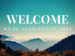 Welcome Mountains