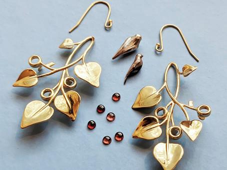 Lets make some earrings.