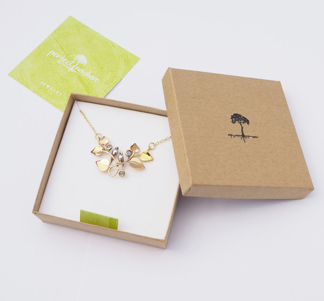 Blue Berries and the Birds - packaging