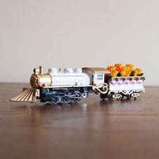 Springtime Locomotive