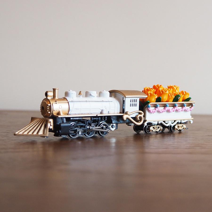Springtime Locomotive - front