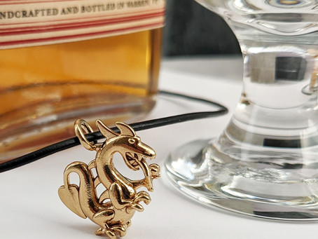 Dragons & Whiskey go together!