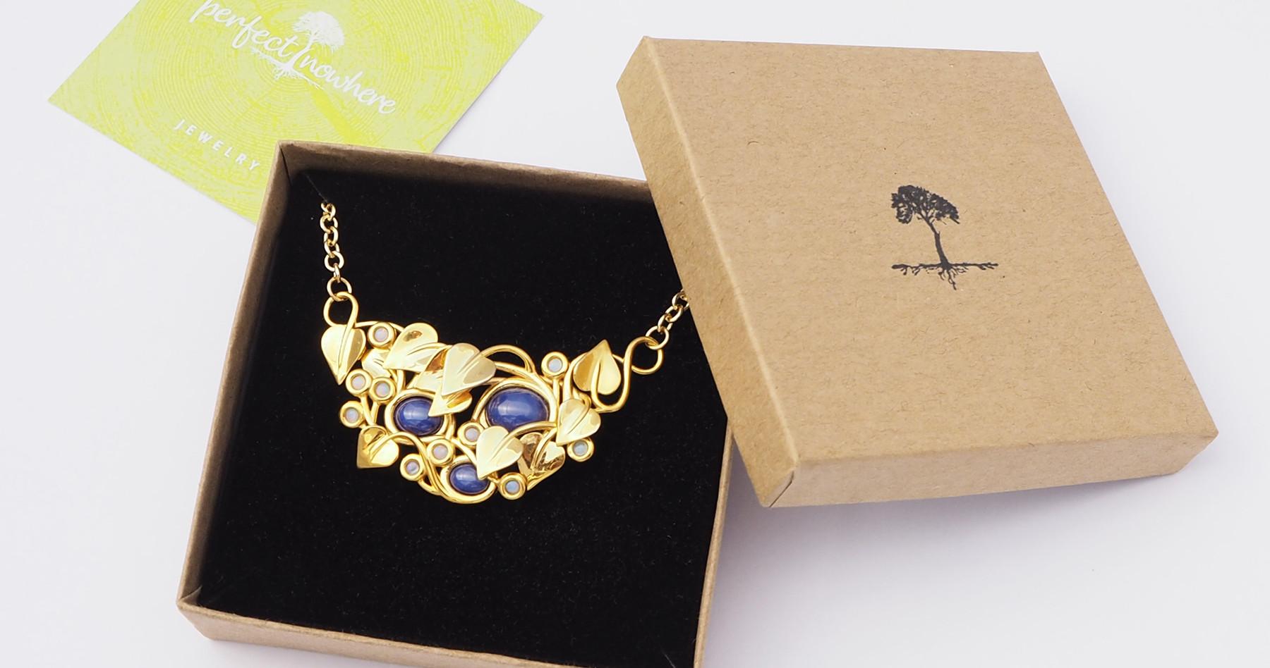 Midnight Stars, Gold - packaging