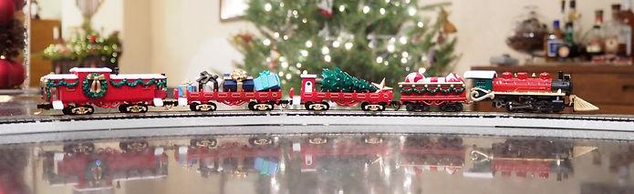 Classic Christmas Train