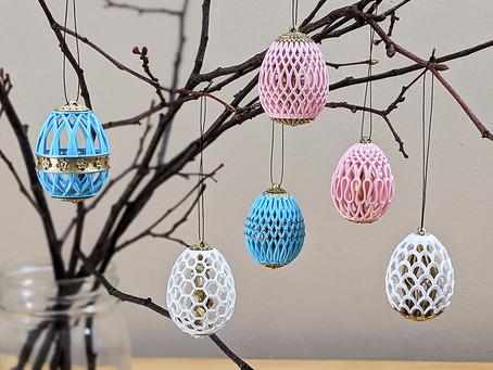 Egg Trees!