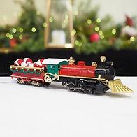 Locomotive, Classic Christmas - front.jp