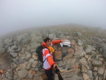 【20カ国目】オーストラリア最高峰、コジオスコ(2,228m)