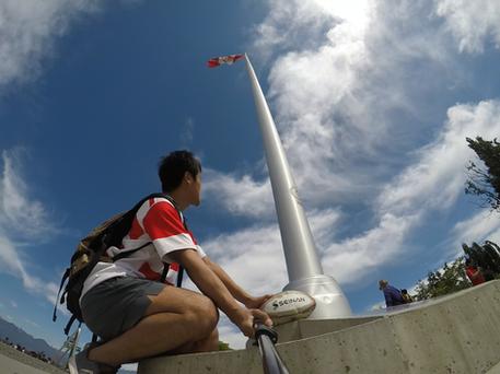 【21カ国目】バンクーバー市内最高峰、エリザベス女王公園(167m)