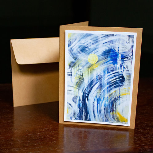 Beacon Greeting Card