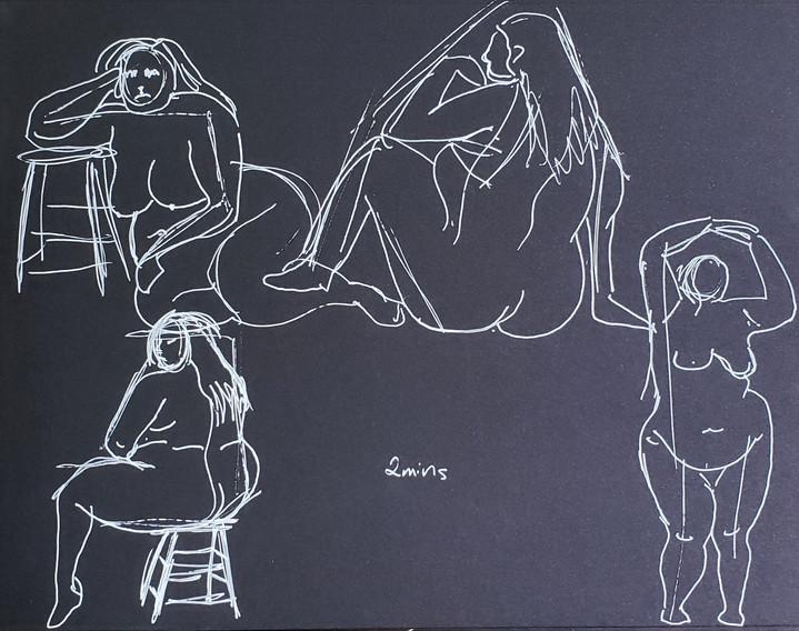 Quick Figure Study
