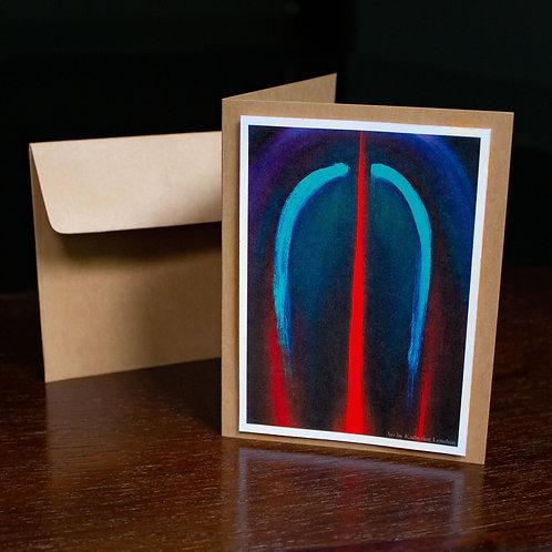 Loss Greeting Card