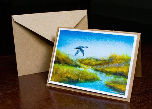 Greeting Card - Watercolor #7