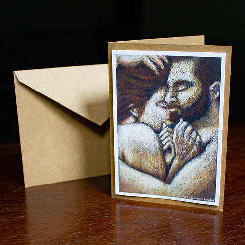 Greeting Cards - Embrace